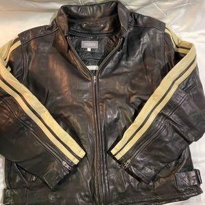 Vintage Pilot Leather Jacket